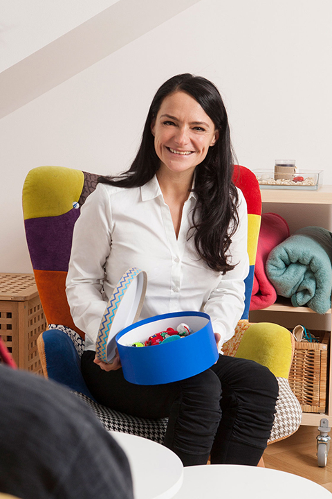 Birgit Prucha Psychotherapie, Foto: www.tompho.com